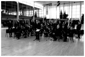 Aylesbury Concert Band in 1997 or 1998
