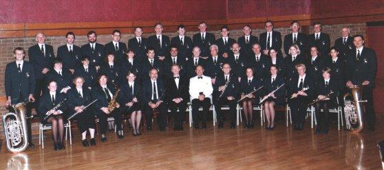 Aylesbury Band, October 1998